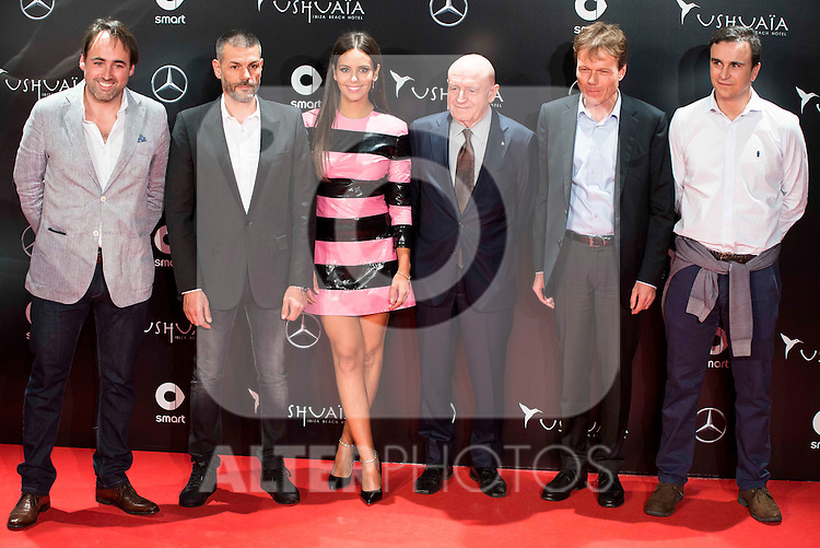 Cristina Pedroche attends to the party organized by Mercedes - Benz and Ushuaia Ibiza to the presentation of new Smart Fortwo Ushuaia Limited Edition 2016 at the Palacio de Cibeles in Madrid. March 10, 2016. (ALTERPHOTOS/BorjaB.Hojas)