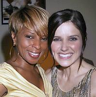 Mary J. Blige, Sophia Bush 2009<br /> Photo By Russell Einhorn/PHOTOlink.net
