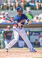 15 March 2016: Houston Astros outfielder Eury Perez in action during a Spring Training pre-season game against the Washington Nationals at Osceola County Stadium in Kissimmee, Florida. The Astros fell to the Nationals 6-4 in Grapefruit League play. Mandatory Credit: Ed Wolfstein Photo *** RAW (NEF) Image File Available ***