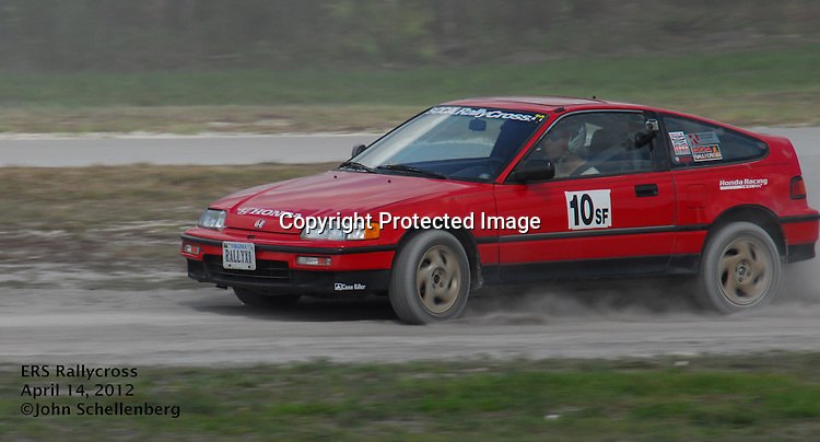 B. Trail Honda CRX