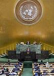 72 General Debate – 22 September <br /> <br /> UAE
