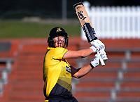 210314 Hallyburton Johnstone Shield Cricket - Wellington Blaze v Otago Sparks