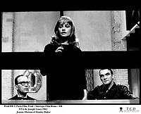 Prod DB ©Paris Film Prod. / Interopa Film Rome / DR<br /> EVA (EVA) de Joseph Losey 1962 FRA/ITA<br /> d'aprËs le roman de James Hadley Chase<br /> avec Jeanne Moreau et Stanley Baker