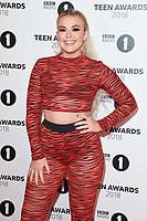 Tallia Storm<br /> arriving for the Radio 1 Teen Awards 2018 at Wembley Stadium, London<br /> <br /> ©Ash Knotek  D3454  21/10/2018