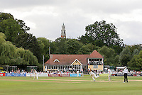 General view of play at Castle Park, Colchester - Essex CCC vs Surrey CCC - LV County Championship Division Two Cricket at Castle Park, Colchester -  20/08/09 - MANDATORY CREDIT: Gavin Ellis/TGSPHOTO - Self billing applies where appropriate - Tel: 0845 094 6026