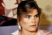 Marielle Hemmingway<br />  au Festival des films du monde 1985<br /> <br /> (date inconnue)<br /> <br /> PHOTO : Agence Quebec Presse