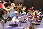 "May 3, 2010 - Tokyo, Japan - Visitors taks pictures of PVC Figurines on display during the Treasure Festa 2010 at Tokyo Big Sight, Japan, on May 4, 2010. Some visitors and hobbyists concentrate specifically on a certain type of figure, such as garage kits, gashapon, or PVC bishojo (pretty girl) statues. According to many who study the phenomenon, many 'figure moe zoku', a Japanese term which refers to ""Otaku who collect figurines"", have difficulty in navigating modern romantic life and prefer to go on ""dates"" with their favorite figurine during off hours."