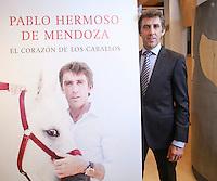 The bullfighter on horseback (rejoneador) Pablo Hermoso de Mendoza