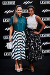 Jessica Alba and Gabrielle Union attends to L.A.'s Finest photocall at Villamagna Hotel in Madrid, Spain. June 10, 2019. (ALTERPHOTOS/A. Perez Meca)
