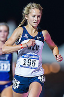 Nicole Nielsen of BYU competes in 10000 meter semifinal during West Preliminary Track & Field Championships at John McDonnell Field, Thursday, May 29, 2014 in Fayetteville, Ark. (Mo Khursheed/TFV Media via AP Images)