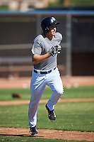 San Diego Padres Taylor Kohlway (55) during an Instructional League camp day on October 4, 2016 at the Peoria Sports Complex in Peoria, Arizona.  (Mike Janes/Four Seam Images)