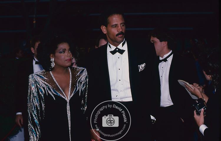 Oprah Winfrey, Stedman Graham