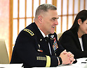Chairman of the Joint Chiefs of Staffs meets with Japanese Foreign Minister Toshimitsu Motegi