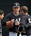 MLB: New York Yankees spring training camp