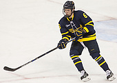 Alex Carle (Merrimack - 6) - The visiting Merrimack College Warriors defeated the Boston College Eagles 6 - 3 (EN) on Friday, February 10, 2017, at Kelley Rink in Conte Forum in Chestnut Hill, Massachusetts.