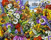 Lori, FLOWERS, BLUMEN, FLORES, paintings+++++SavetheBees,USLS287,#f#, EVERYDAY ,puzzle,puzzles