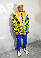 ANTIBES, FRANCE. July 16, 2021: Spike Lee at the amfAR Cannes Gala 2021, as part of the 74th Festival de Cannes, at Villa Eilenroc, Antibes.<br /> Picture: Paul Smith / Featureflash
