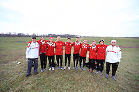 The University of Wisconsin men's cross country team competed at the 2014 NCAA Cross Country Nationals. November 22, 2014