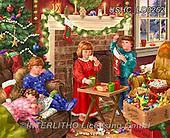 Liz,CHRISTMAS SYMBOLS, WEIHNACHTEN SYMBOLE, NAVIDAD SÍMBOLOS, LizDillon, paintings+++++,USHCLD0262,#XX#
