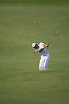 Dubai World Championship Golf. Earth Course,.Jumeirah Golf Estate, Dubai, U.A.E...Camilo Villegas playing his second shot on the 5th during the second round of the Dubai World Golf championship..Photo: Fran Caffrey/www.golffile.ie...