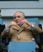 Il presidente della Roma Franco Sensi<br /> Calcio 2002/2003<br /> Foto Andrea Staccioli/Insidefoto