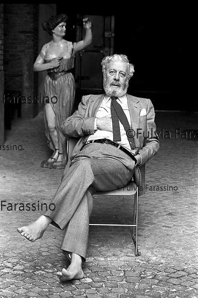 Milano, 1985 Luis Garcia Berlanga