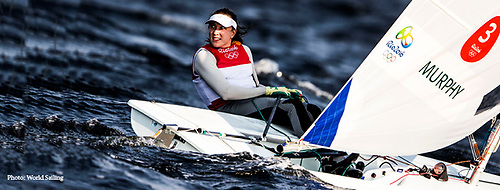 Annalise Murphy is nominated in the Laser Radial to compete at the Tokyo Olympics in 2021