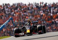 3rd September 2021: Circuit Zandvoort, Zandvoort, Netherlands;    11 Sergio Perez MEX, Red Bull Racing, F1 Grand Prix of the Netherlands at Circuit Zandvoort