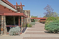 Taliesin West Scottsdale near Phoenix Arizona