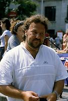 Jean-Marc Parent , Juste Pour Rire 1998<br /> <br /> PHOTO :  Agence Quebec Presse