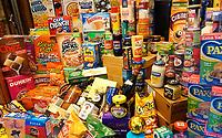 Nederland  Amsterdam - 31 december 2020. EICHHOLTZ Delicatessen. Deze winkel verkoopt voornamelijk engelse en amerikaanse etenswaren.  Foto : ANP/ HH / Berlinda van Dam