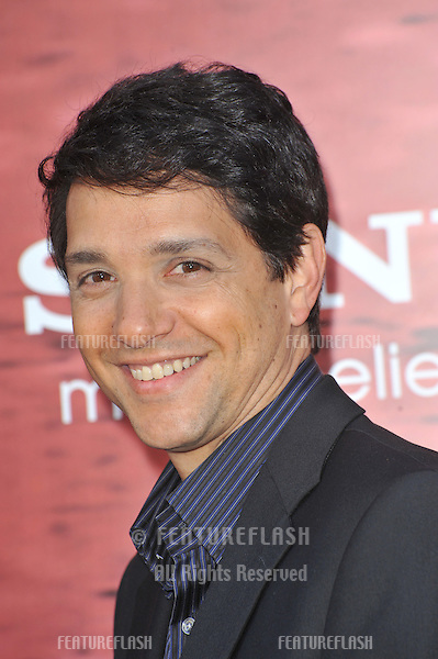 """Ralph Macchio, star of the original movie, at the Los Angeles premiere of """"The Karate Kid"""" at Mann Village Theatre, Westwood..June 7, 2010  Los Angeles, CA.Picture: Paul Smith / Featureflash"""