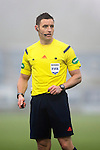 Queen of the South v St Johnstone...07.02.15    Scottish Cup 5th Round<br /> Referee Steven McLean<br /> Picture by Graeme Hart.<br /> Copyright Perthshire Picture Agency<br /> Tel: 01738 623350  Mobile: 07990 594431