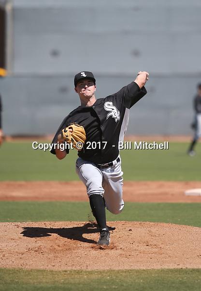Ian Clarkin - 2017 AIL White Sox (Bill Mitchell)