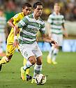 Celtic's Beram Kayal .