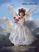 CHILDREN, KINDER, NIÑOS, paintings+++++,USLGSKPROV2,#K#, EVERYDAY ,Sandra Kock, victorian ,angels