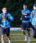Haris Vuckic at training