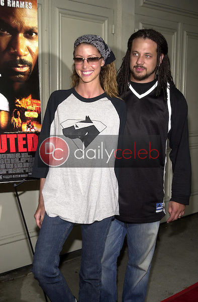 Shannon Elizabeth and husband Joe Reitman