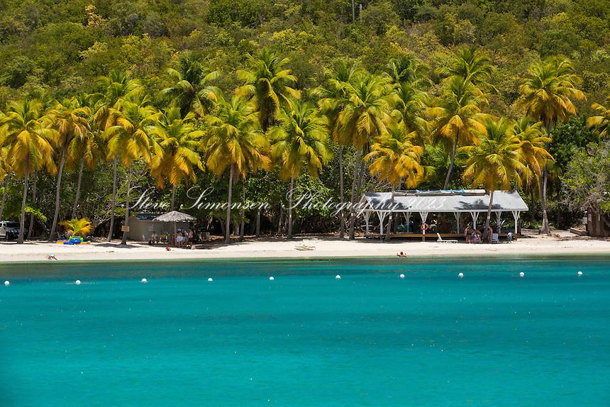 Honeymoon Beach<br /> Water Island<br /> US Virgin Islands