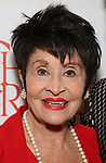 Chita Rivera attends The 2018 Chita Rivera Awards at the NYU Skirball Center for the Performing Arts on May 20, 2018 in New York City.