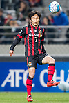 FC Seoul Midfielder Kim Chiwoo in action during the AFC Champions League 2017 Group F match between FC Seoul (KOR) vs Western Sydney Wanderers (AUS) at the Seoul World Cup Stadium on 15 March 2017 in Seoul, South Korea. Photo by Chung Yan Man / Power Sport Images