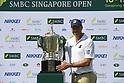 Golf: SMBC Singapore Open 2020