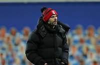 Paul Warne manager of Rotherham United goes off at full time during Queens Park Rangers vs Rotherham United, Sky Bet EFL Championship Football at The Kiyan Prince Foundation Stadium on 24th November 2020