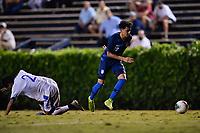 Miami, FL - Tuesday, October 15, 2019:  Richard Ledezma #17 during a friendly match between the USMNT U-23 and El Salvador at FIU Soccer Stadium.