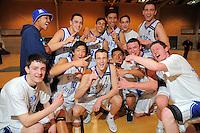 120830 Basketball - Wellington Secondary Schools Finals