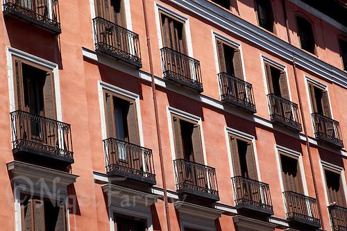 29 MAY 2009 - MADRID,ESP - Calle Mayor .(PHOTO (C) NIGEL FARROW)