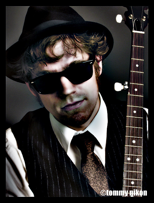 Tom Waits' younger brother?