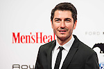Carlos del Amor attends to the delivery of the Men'sHealth awards at Goya Theatre in Madrid, January 28, 2016.<br /> (ALTERPHOTOS/BorjaB.Hojas)