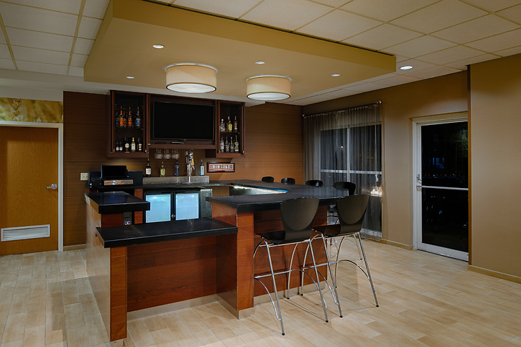 Fairfield Inn & Suites Columbus OSU   Marriott / First Hospitality