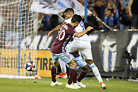 SAN JOSE, CA - JULY 27: Danny Hoesen during a Major League Soccer (MLS) match between the San Jose Earthquakes and the Colorado Rapids on July 27, 2019 at Avaya Stadium in San Jose, California.